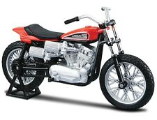 Maisto Harley-Davidson 1972 XR750 Racing Bike 1:18 Scale Diecast Model Motorbike