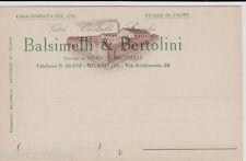 #MILANO: testatina- BALSIMELLI & BERTOLINI- vetri -cristalli -specchi-