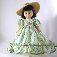"Madame Alexander  8"" Scarlet O'Hara #785  1950's BBQ Doll Gone With The Wind BK"