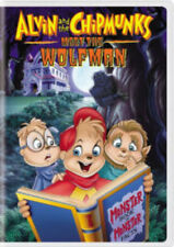 Alvin and the Chipmunks Meet the Wolfman [New DVD] Snap Case