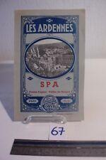 C67 Livret - SPA - Les Ardennes disparaissent