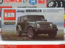 Jeep Takara Tomy Tomica 1941 Wrangler 75th Anniversary Edition Car Figure Rare!