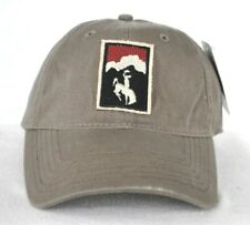 *JACKSON HOLE WYOMING* Skiing Dude Rancher Cowboy Ball cap hat OURAY 51001
