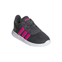 Adidas Kids Shoes Girls Running Sports Training Lite Racer Infants F35646 New