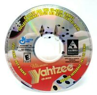 Yahtzee PC CD-ROM Game Only General Mills Cereal Promotion