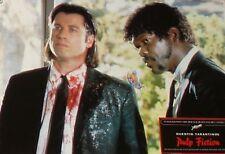 PULP FICTION - Lobby Cards Set - Quentin Tarantino, John Travolta, Bruce Willis
