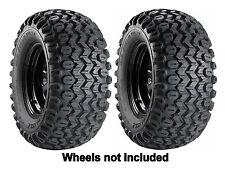 (2) New Carlisle 25x13x9 HD Field Trax Rear Tires For John Deere Gator UTV's
