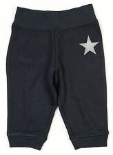 SILVER STAR Baby Sweatpants black