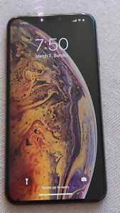 Apple iPhone XS Max - 256GB - Gold (Unlocked) MT552ZD/A GSM