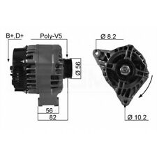 ALTERNADOR PEUGEOT 306 Break 1.6 65KW 89CV 03/1997>10/00 EB125Q_V121 A11VI89