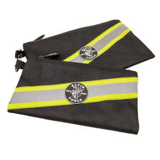 Klein Tools 55599 High Visibility Zipper Bags 2 Pack 22105