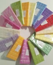 Highly Scented Soy Wax Melts. Block, Candle Tart, Bar. 60 Fragrances