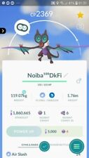 Noivern ( Noibat Evolution ) Trading Pokemon GO