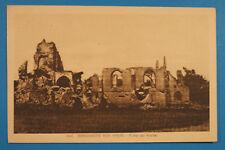 Belgien AK Bixschoote Bikschote 1914-18 Eglise Ruine Kirche Langemark 1. WK BE4