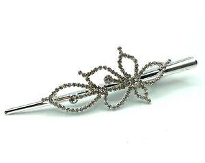 Large 13cm Crystal Beak Clip Ladies Hair Accessories Hair Clips