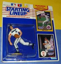 1990 MIKE SCOTT Houston Astros - low s/h- Starting Lineup + 1981 bonus card Mets