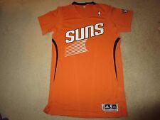 Phoenix Suns 2015 NBA adidas Orange Pullover Pregame Jersey 3XL 3X