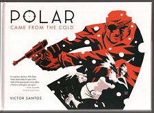 POLAR VOL 1 CAME FROM THE COLD DH '13 HARDCVR GN TPB RETIRED SPY 1st EDITION NEW