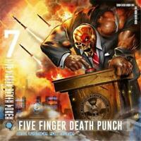 FIVE FINGER DEATH PUNCH And Justice For None CD BRAND NEW Jewel Case