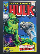 INCREDIBLE HULK # 103-140  US MARVEL 1968-1971      zur Auswahl / select