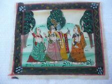 peinture indienne