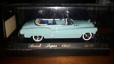 Solido 1/43 Buick Super 1950  cyan 4512