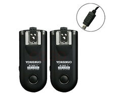 YONGNUO RF603II Wireless Flash Trigger for NIKON D90 D300 D3300 D5200 D5300 D610