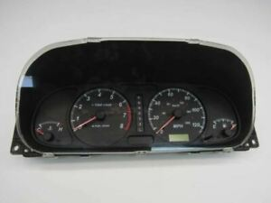 2000-2002 HONDA PASSPORT A/T RWD Instrument Head Cluster Speedometer ODO Meter