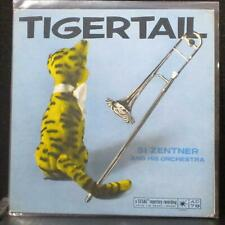 """Si Zentner & His Orchestra - Tigertail EP 7"""" VG+ Vinyl 45 Sesac AD-78 USA"""