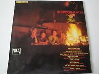 SURPRISE-PARTY COIN DU FEU VINYL LP VARIOUS ARTISTS STEREO MADE IN FRANCE EX