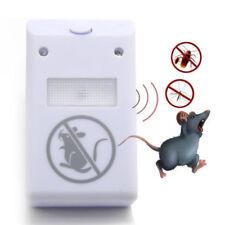 Insecte Répulsif Ultrason Électronique Rat Anti Moustique Anti-Nuisible