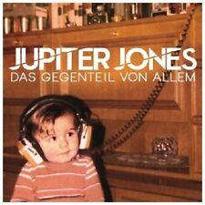 JUPITER JONES - DAS GEGENTEIL VON ALLEM  CD  11 TRACKS DEUTSCH-ROCK & POP  NEU