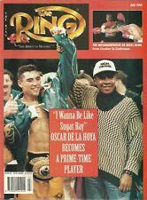 Revista De Anillo: 1994 de julio (Oscar De la Hoya a Cubierta frontal), Fina/limpio!