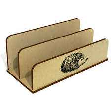 'Hedgehog' Wooden Letter Rack / Holder (LH00015504)