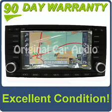 Volkswagen VW Touareg OEM Navigation GPS XM Radio Stereo CD Player Display