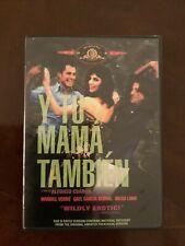 Y Tu Mama Tambien (Dvd, 2002, R-Rated Version) Former Rental