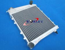 2 ROW Aluminum Radiator For AUSTIN ROVER MINI COOPER MORRIS 67-91