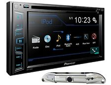 "PIONEER AVH-290BT 6.2"" TOUCHSCREEN DVD CD BLUETOOTH STEREO FREE ABSOLUTE CAM-800"