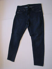 White House/Black Market Women Large Regular Blue Jeans Inseam 29