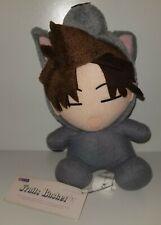 "7"" Natsuki Takara Fruits Basket Collectible Funimation Plush 2001 Rare Anime Nwt"