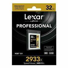 Lexar 32Gb Professional XQD x2933