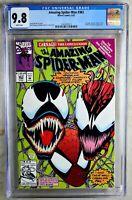 Amazing Spider-Man #363 Carnage Marvel 1992 CGC 9.8 NM/MT WhitePages Comic Q0051