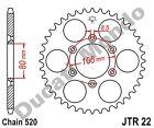 JT 42 tooth steel rear sprocket for Aprilia RX 125 00 JTR22.42 NEW