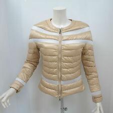 LOVE chaqueta de mujer mod.MARY col. BEIGE/BLANCO T. L verano 2016