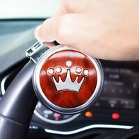 Car Steering Wheel Aid Power Handle Assister Spinner Knob Ball Universal