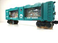 Lionel 6-52120 CLRC Chicagoland Shedd Operating Aquarium Car 1998 New in Box