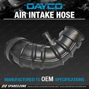 Dayco Air Intake Hose for Holden Captiva 2.0L 4 cyl 16V CG Z20S1 Charge Air