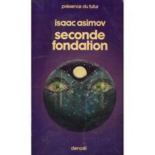 Seconde fondation / Asimov, Isaac / Réf: 31937
