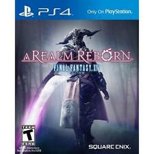 Final Fantasy XIV Online: A Realm Reborn PS4, 2014
