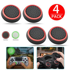 4X Controller Game Accessories Thumb Stick Grip Joystick Cap For PS3 PS4 XBOX WF